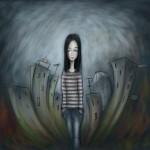 shutterstock_61626385 depressed teenage girl