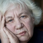 shutterstock_71207473 sad old woman
