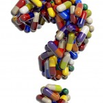 shutterstock_64158991 question mark pills tablets