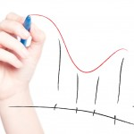 shutterstock_30608773 hand drawing graph