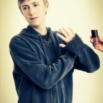 iStock_000007751179XSmall teenage boy no to alcohol
