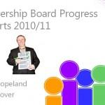 partnership board report cover