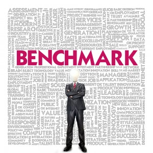Benchmark with man