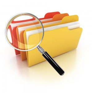 searching folders