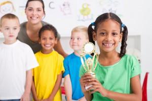 Classroom reward