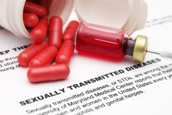 Treatment for sexually transmitted diseases