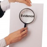 Search the evidence