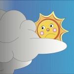 Sad sunshine