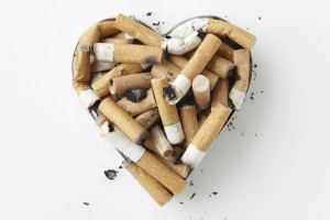 People with schizophrenia who smoke heavily are almost 3 times more likely to die from cardiac disease compared with non-smokers with schizophrenia