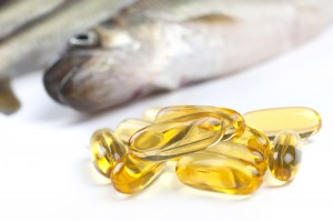 Fatty acid supplementation may have involved omega - 3 or -6 oils or both.