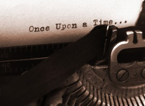 Typewriter: Once Upon A Time