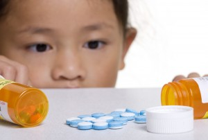 using antipsychotics on early child disruptive behaviour
