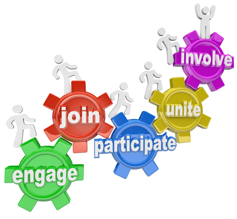 active participation to meet individual needs