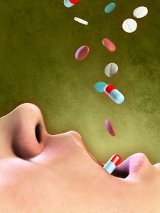Pain killers are the most commonly abused prescription drug