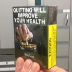 Plain packaging was brought in by the Australian government in 2012