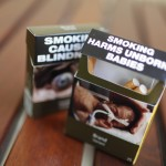 CIGARETTE PLAIN PACKAGING STOCK