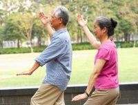 This review included a wide range of interventions; everything from CBT to Tai Chi
