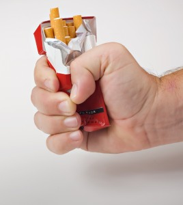 A 2012 DH review found strong evidence to support the introduction of plain packaging