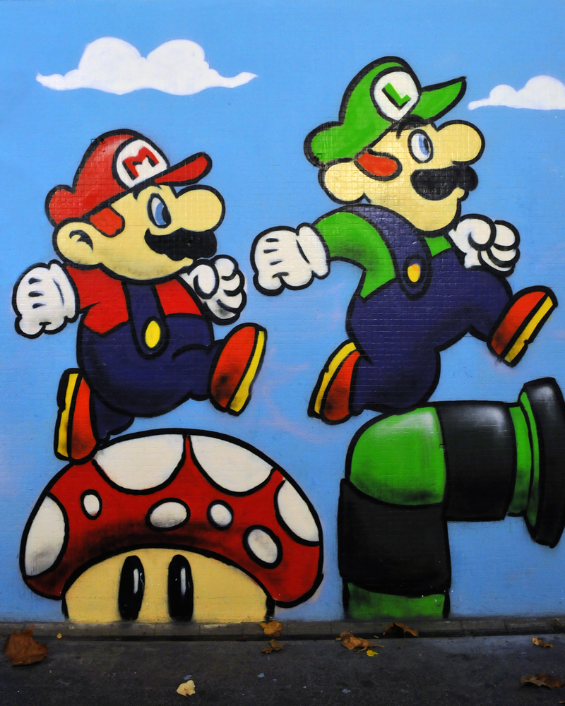 Super Mario changes your brain