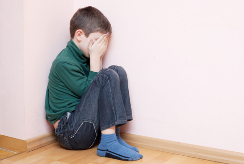 Will a stress-reduction intervention for parents impact on child behaviour problems?