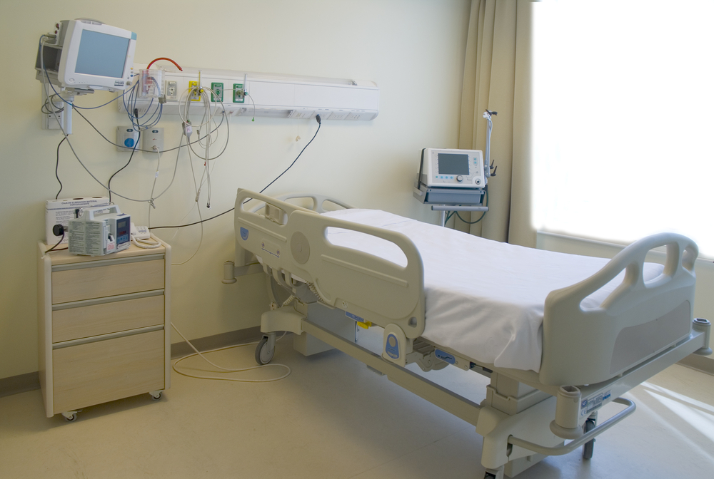 Empty hospital beds still cost money, so savings are limited in the short run