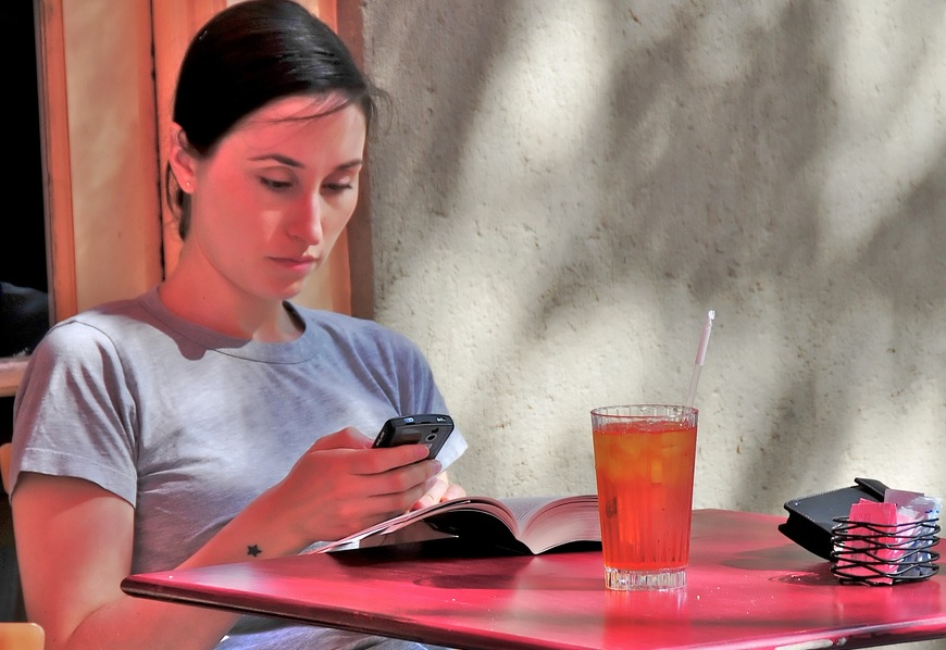 Can mobile apps help recovering alcoholics? Image: Ed Yourdon CC BY-NC-SA 2.0