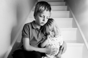 There was evidence of a synergistic interaction between childhood abuse and negative life events