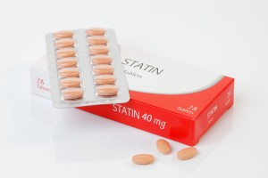 This well conducted Cochrane review found no evidence that statins