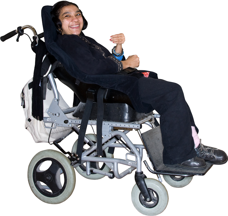 Moulded wheelchairs create a need for complex and specific first aid training
