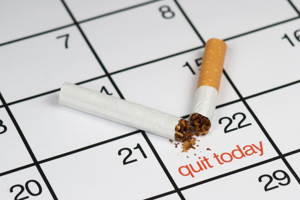 The economic model assumed that smokers made just one attempt to quit in their lifetime.