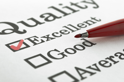 Self assessment is at the heart of the process