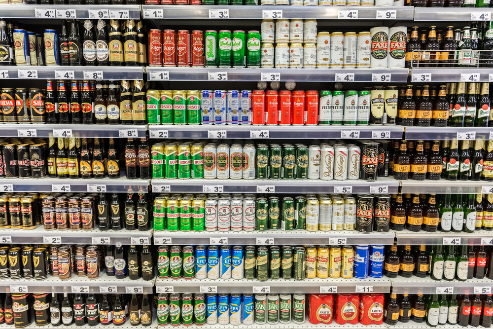 """Despite once publicly supporting a minimum unit pricing of 40p. David Cameron's government has decided instead to put in place a ban on the sale of """"below cost"""" drinks."""