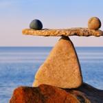 Stones balanced upon stones