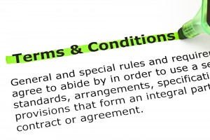 The current legislation allows for the imposition of conditions when a patient is discharged