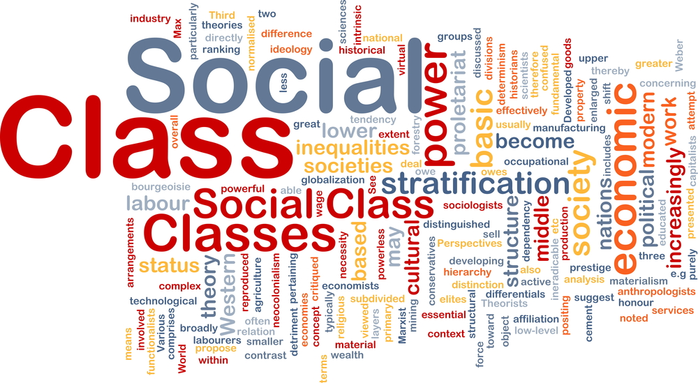 social class and education Socioeconomic status (ses) encompasses not just income but also educational attainment, financial security, and subjective perceptions of social status and social class socioeconomic status can encompass quality of life attributes as well as the opportunities and privileges afforded to people.