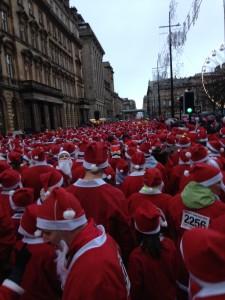 Glasgow Sanat Dash 2015