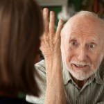 Caring for a loved one with dementia can be stressful at times.