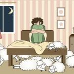 shutterstock_sheep asleep
