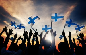 The study used a randomly selected sample (24,284) of the Finnish population between the ages of 20 and 54.