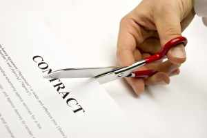 The research highlights why many contracts with faith-based organisations were withdrawn or cancelled