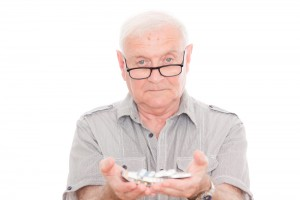 The study found that older people were twice as likely as middle-aged people to be given antipsychotics, despite a greater risk of side effects.