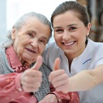 we need to ensure even more so that care staff feel capable and happy in doing what can be a stressful and demanding, as well as rewarding job, so that the residents with dementia are also well looked after and happy