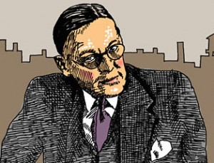 """Where is the wisdom we have lost in knowledge? Where is the knowledge we have lost in information?"" - from ""The Rock"" by T.S. Eliot"