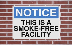 This systematic review brings together mostly cross-sectional studies that look at the impact that smoke-free hospitals have on psychiatric inpatients who smoke.