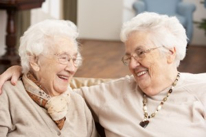 Quality of life measures are one way of finding out how people are feeling about and experiencing their new life in a care home.