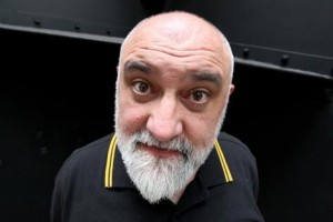 Alexithymia: not a disorder brought on by close contact to Alexei Sayle, but the difficulty we have in expressing ourselves emotionally.
