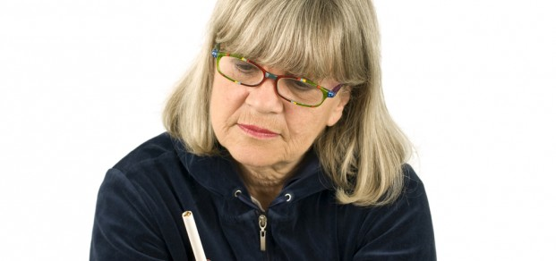 This review provides strong evidence for quitting smoking and reducing your risk of dementia.