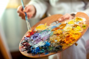 Art therapy or similar activities offer mutual support and group safety, which improve self-esteem and confidence.