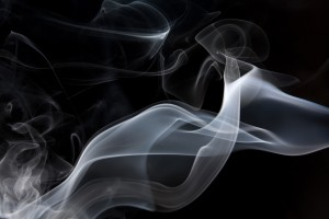 There are several thousands constituents of tobacco smoke; it is possible that some of these alleviate symptoms, while others exacerbate them