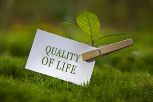 The rheumatoid arthritishas a significant impact on quality of life.